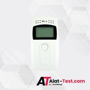 Alat Data Logger Suhu Mini Universal AMTAST RC-4