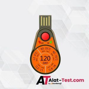 Alat Data Logger Suhu USB AMTAST RC-55