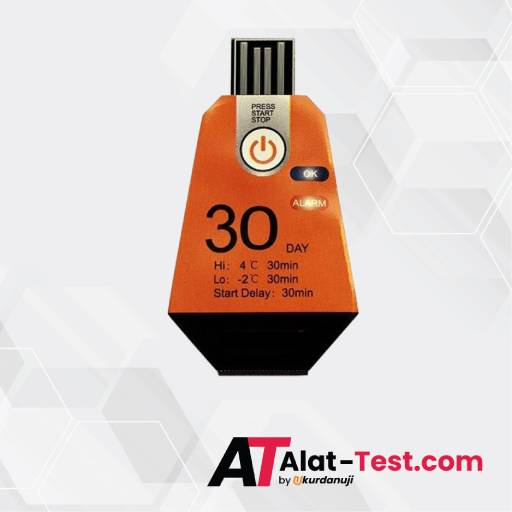 Data Logger USB Suhu AMTAST RC-12