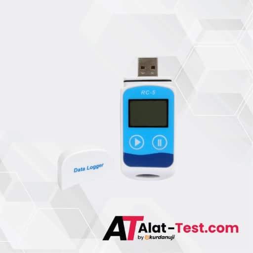 Data Logger USB Suhu AMTAST RC-5