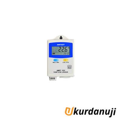 Data logger Suhu dan Kelembaban AMTAST AMT-131