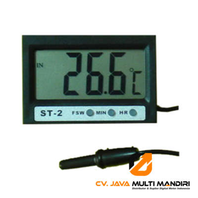 Termometer Aquarium Digital AMTAST ST-2