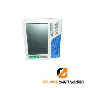 Alat Monitor Suhu , Kelembaban dan Online Logger AMTAST AMT208