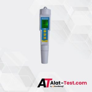 Alat Ukur pH EC Suhu 3 IN 1 AMTAST CT-983