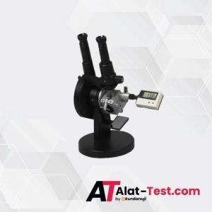Refractometer Abbe AMTAST WYA-2W