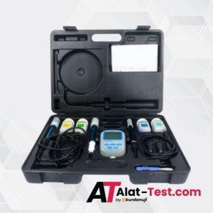 Alat Ukur pH/ORP/Konduktivitas/TDS/Temp Meter AMTAST PC900