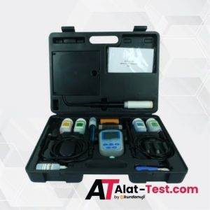 Alat Ukur pH/mV/Konduktivitas/DO Meter AMTAST EC900