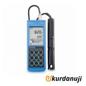 Alat Ukur Dissolved Oxygen Meter HANNA INSTRUMENT HI9146W