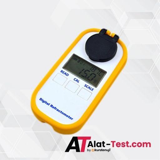 Alat Ukur Refraktometer Digital AMTAST AMR300