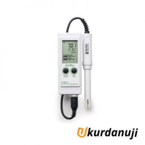 GroLine Portable pH/EC/TDS Meter HANNA INSTRUMENT HI9814