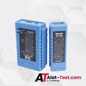 Alat Kabel Tester Displayport AMTAST NF-633