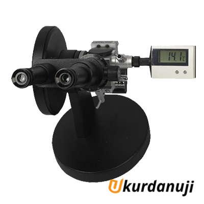 Alat Ukur Abbe Refractometer AMTAST WYA-2W