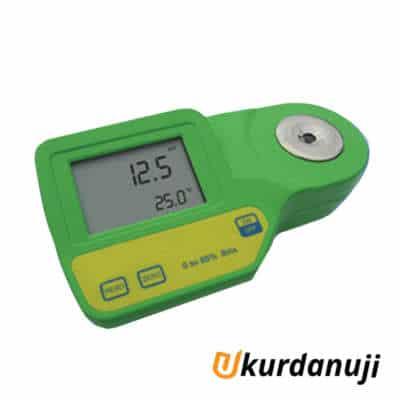 Alat Ukur Refraktometer Salinity AMTAST AMR102
