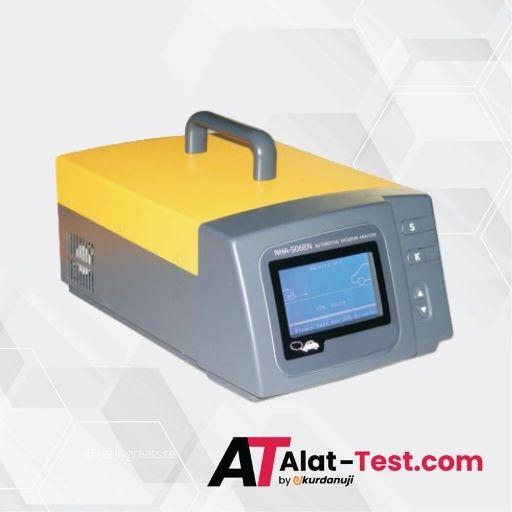 Alat 5 Gas Emisi Otomotif Analyzer AMTAST NHA-506EN