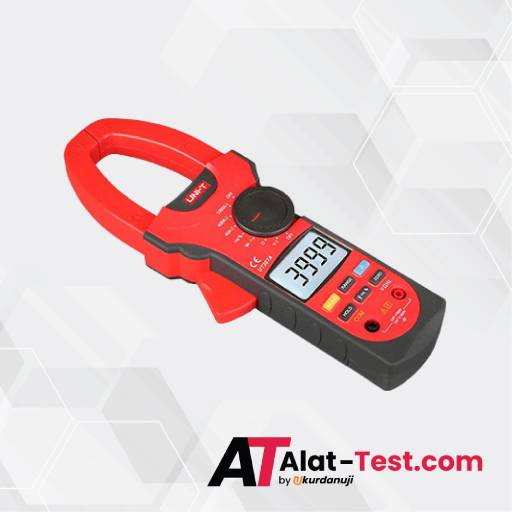 Alat Digital Clamp Meters 1000A AMTAST UT208A