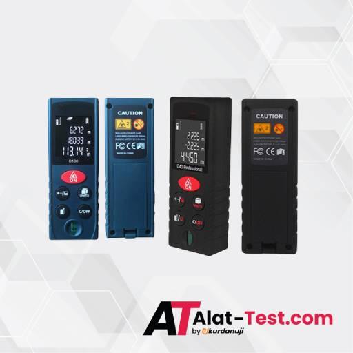 Alat Laser Distance Meter AMTAST AND100