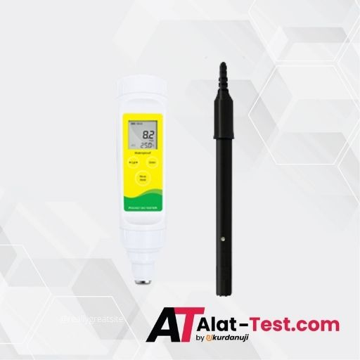 Alat Saku Meter Oksigen Terlarut AMTAST DO-10