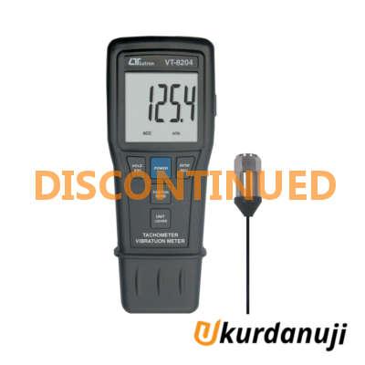 Alat Ukur Getaran LUTRON VT-8204