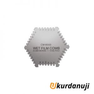 Alat Wet Film Comb AMTAST CM-8000