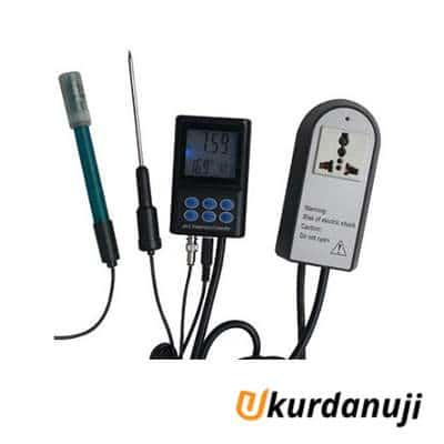 Alat Digital Pengontrol pH dan Suhu AMTAST KL-221