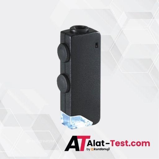 Alat Mikroskop Portabel AMTAST MG10081-1