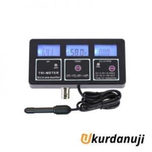 Alat Monitor Kualitas Air Multi-Parameter AMTAST PHT-116