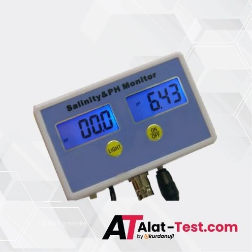 Alat PH Aquarium dan Monitor Air AMTAST KL-2771