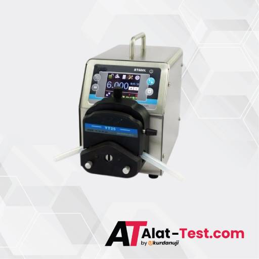 Alat Pompa Peristaltik Stainless AMTAST BT600L Serial