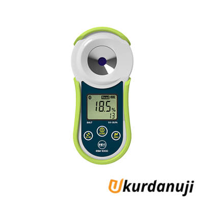 Alat Refraktometer Garam AMTAST RSM-1000