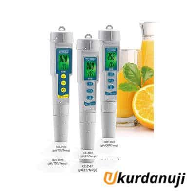 Alat Uji pH Suhu dan TDS 3 in 1 AMTAST TDS-3596