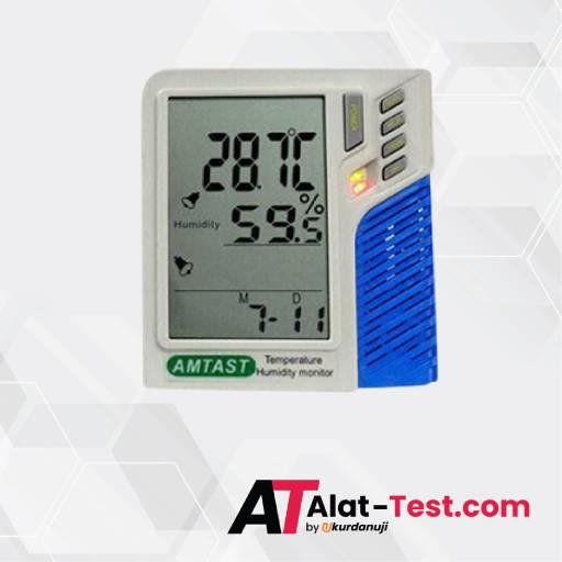 Alat Pemantau Suhu Dan Kelembaban AMTAST AMT208
