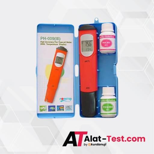 Alat Ukur pH AMTAST KL009(III)