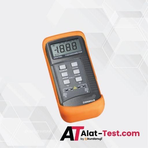 Alat Ukur Suhu AMTAST DM6802B