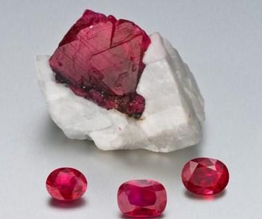 Pembentukan Batu Ruby dan Safir