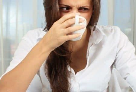 Penyebab Air Minum Terasa Pahit