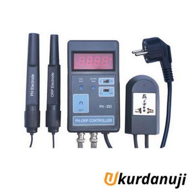 Alat Pengontrol pH atau ORP Digital AMTAST KL203