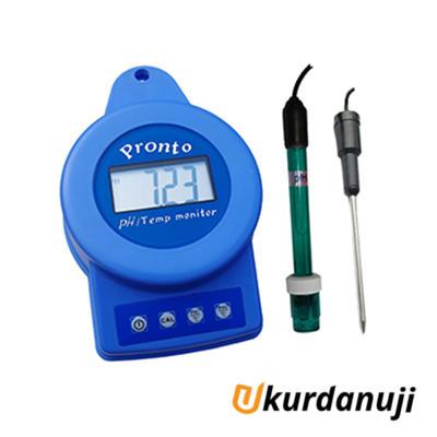 Alat Ukur pH dan Suhu Portabel AMTAST KL8813