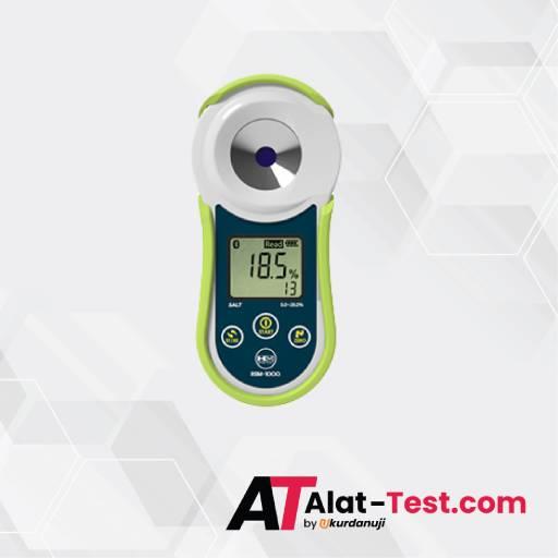 Alat Ukur Refraktometer Garam AMTAST RSM1000