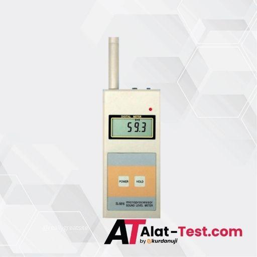 Alat Pengukur Intensitas Suara AMTAST SL5816