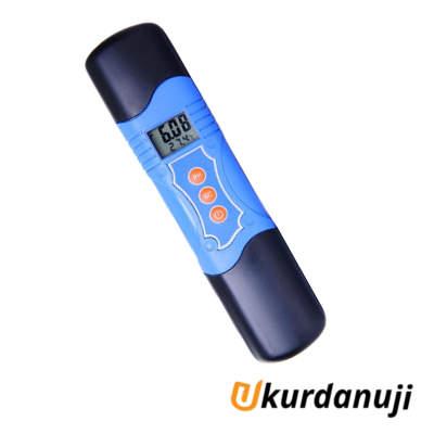 Alat Pengukur pH Meter Combo 3 IN 1 AMTAST APH18