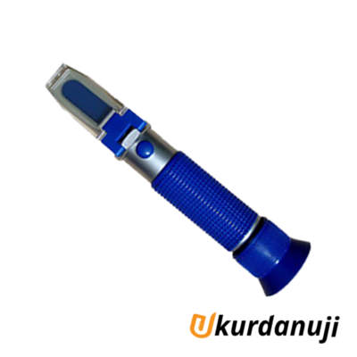 Alat Ukur Refraktometer Anggur AMTAST RHW25bATC